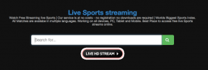 Free Sports Streaming Sites 2019