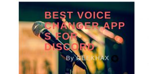 5 Best Voice Changer for Discord Apps 2018 {UPDATE}