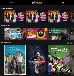 TVF Play