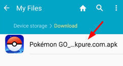 Pokemon GO Hack Apk