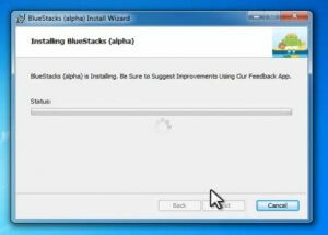 install bluestacks